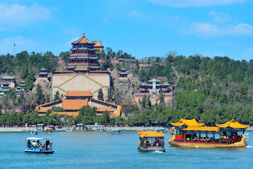 قصر تابستان|چین