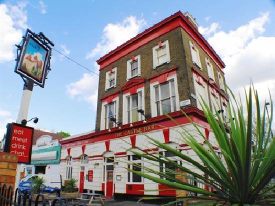 بوتیک هتل های لندن - کستل بار