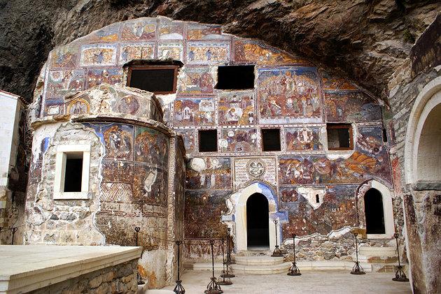 باستانشناسی در ترکیه