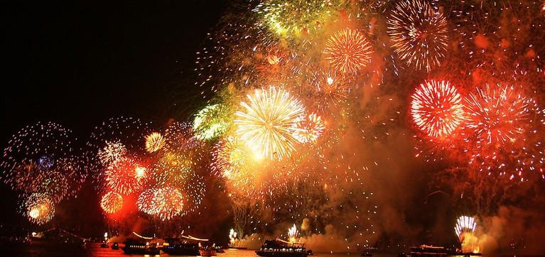 سال نو در ترکیه