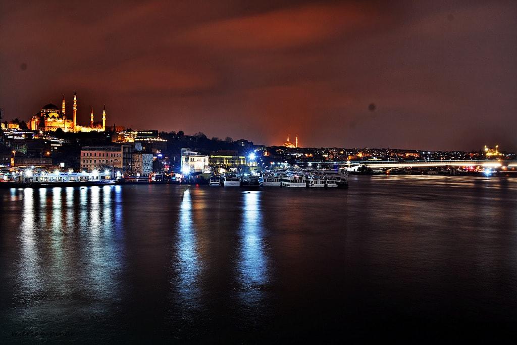 سال نو در استانبول | ترکیه