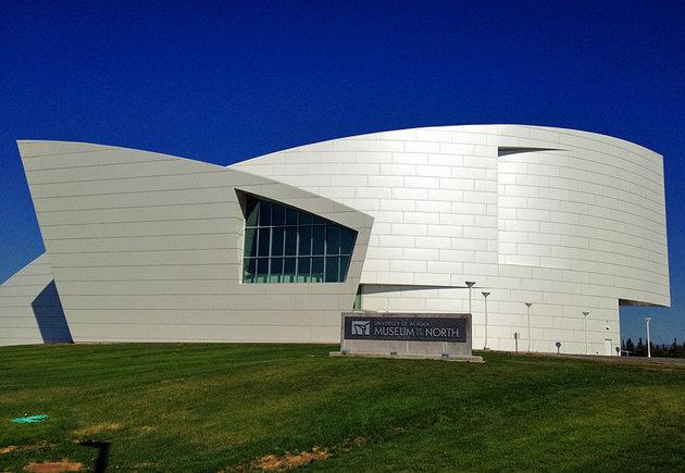 دانشگاه و موزه شمالی  آلاسکا