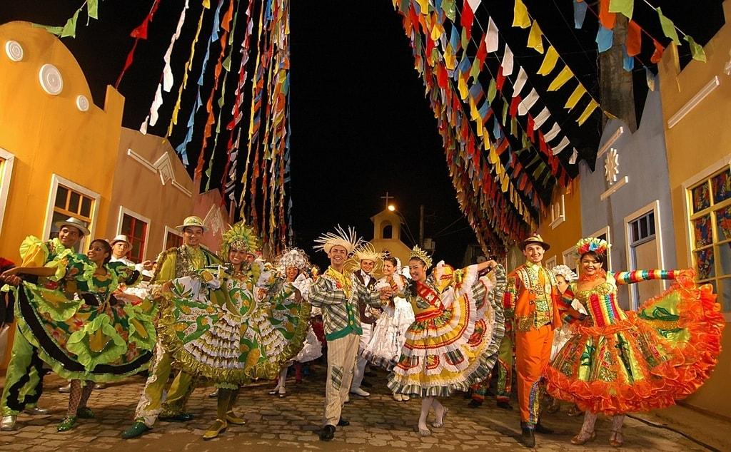 فرهنگ های متنوع برزیل