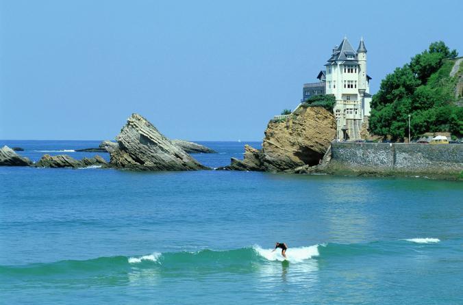 ساحل غربی فرانسه