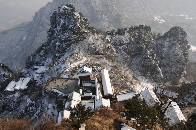 کوهستان وودانگ چین