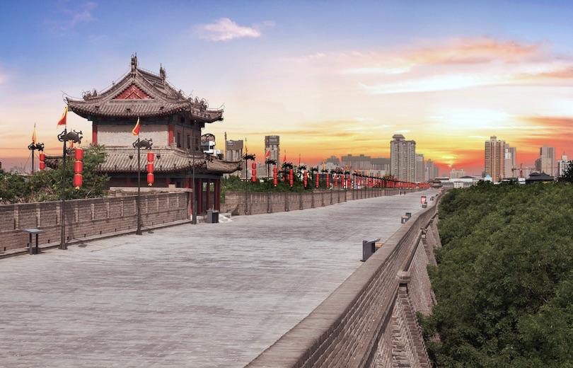 دیوار ژیآن چین