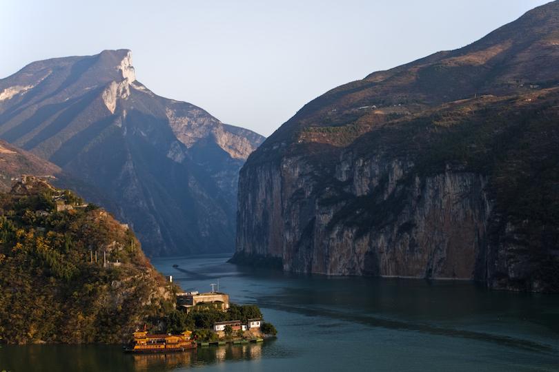 رودخانه یانگ تسه|چین