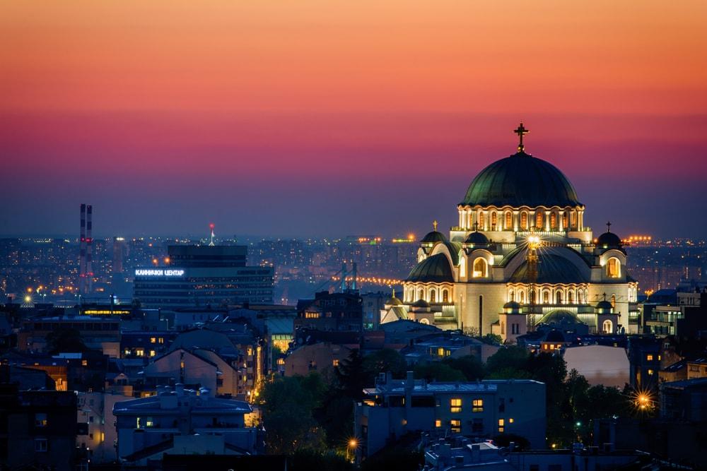 جاذبه های گردشگری صربستان - بلگراد