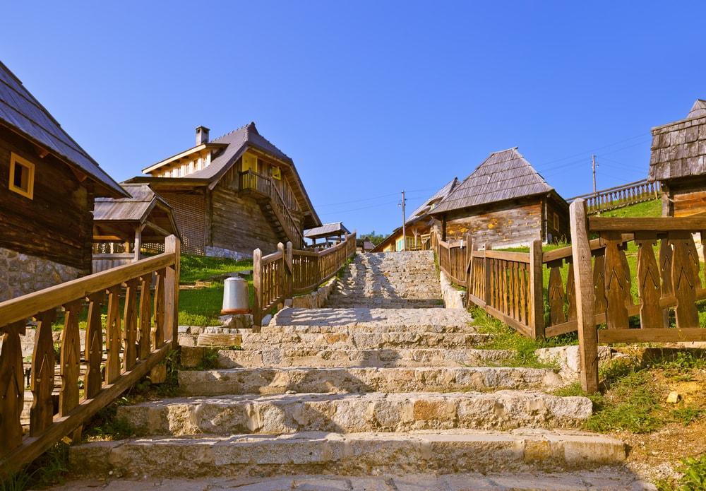 جاذبه های گردشگری صربستان - درونگراد