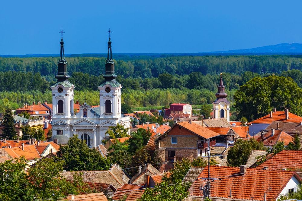 جاذبه های گردشگری صربستان - سرمسکی کارلوویچ