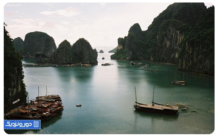 سفرهای خانوادگی خلیج ها لونگ Hạ Long