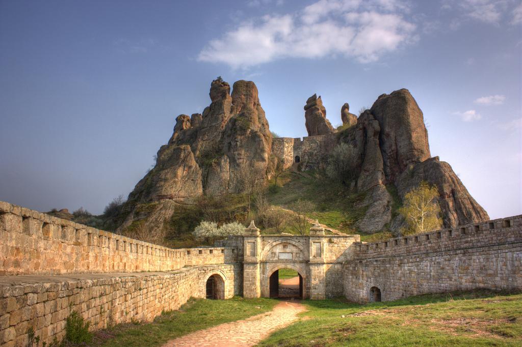 سفر به بلغارستان - بلودراچیک