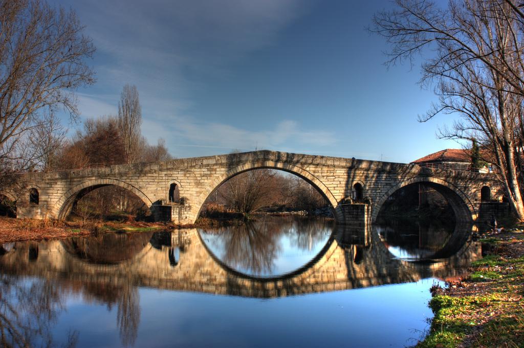 سفر به بلغارستان - پل کادین