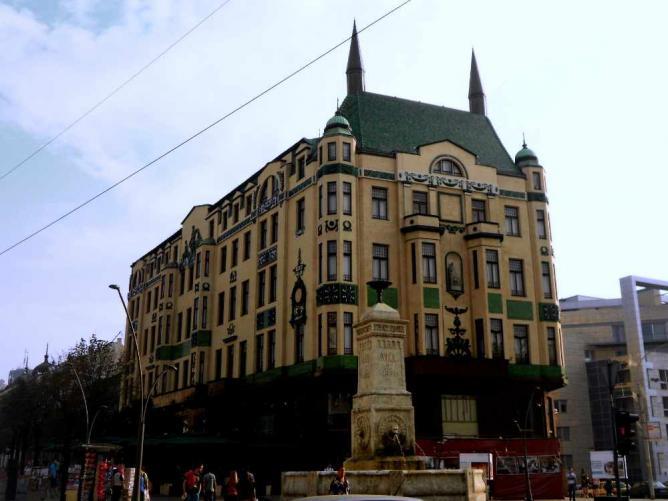 هتل های صربستان