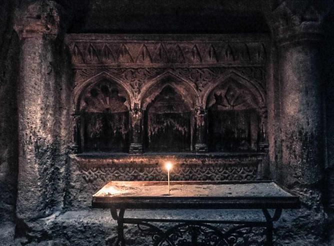 جاذبه های گردشگری ارمنستان - صومعه گغارد