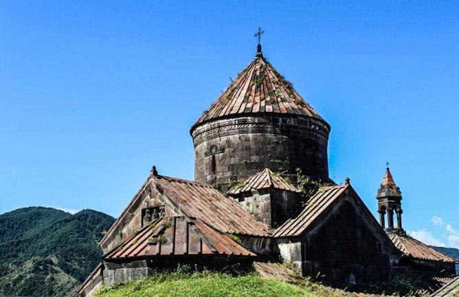 جاذبه های گردشگری ارمنستان - صومعه هاقپات