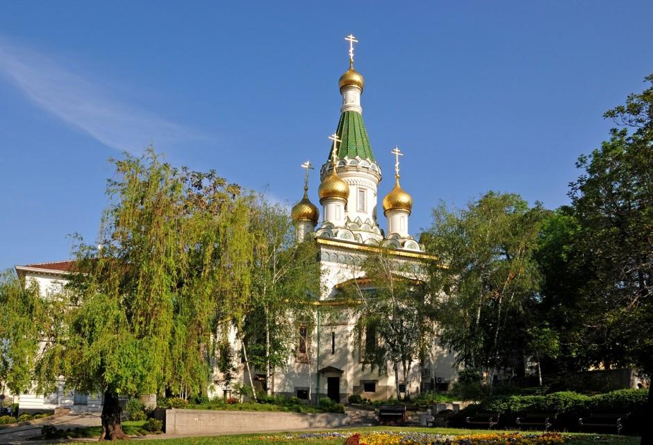 سفر به بلغارستان - کلیسای سنت نیکولاس