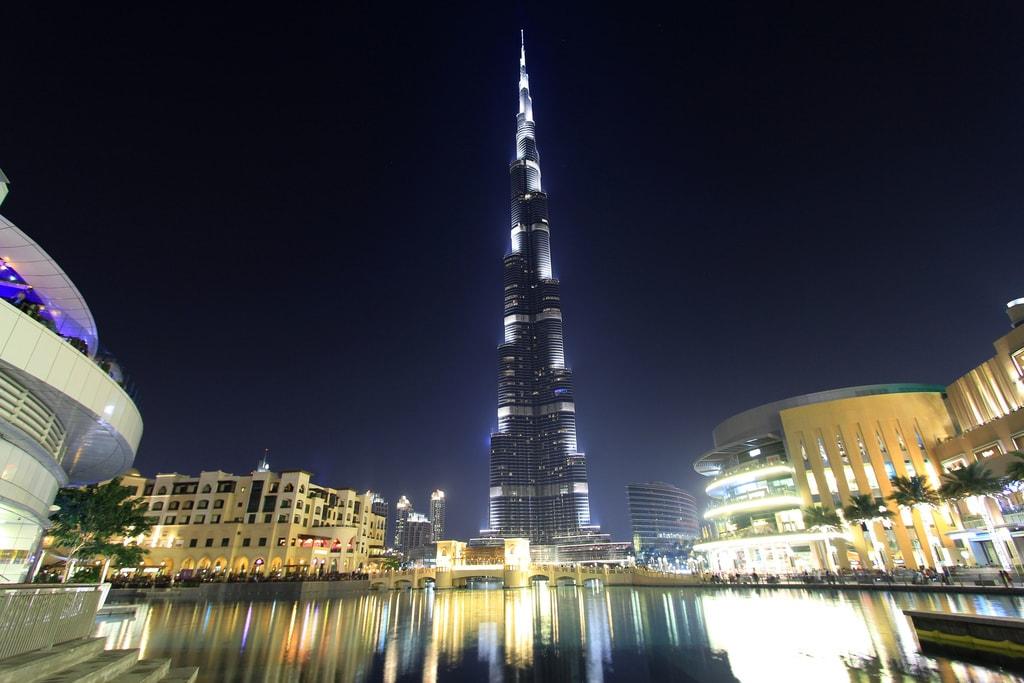 جاذبه های گردشگری دبی - برچ خلیفه