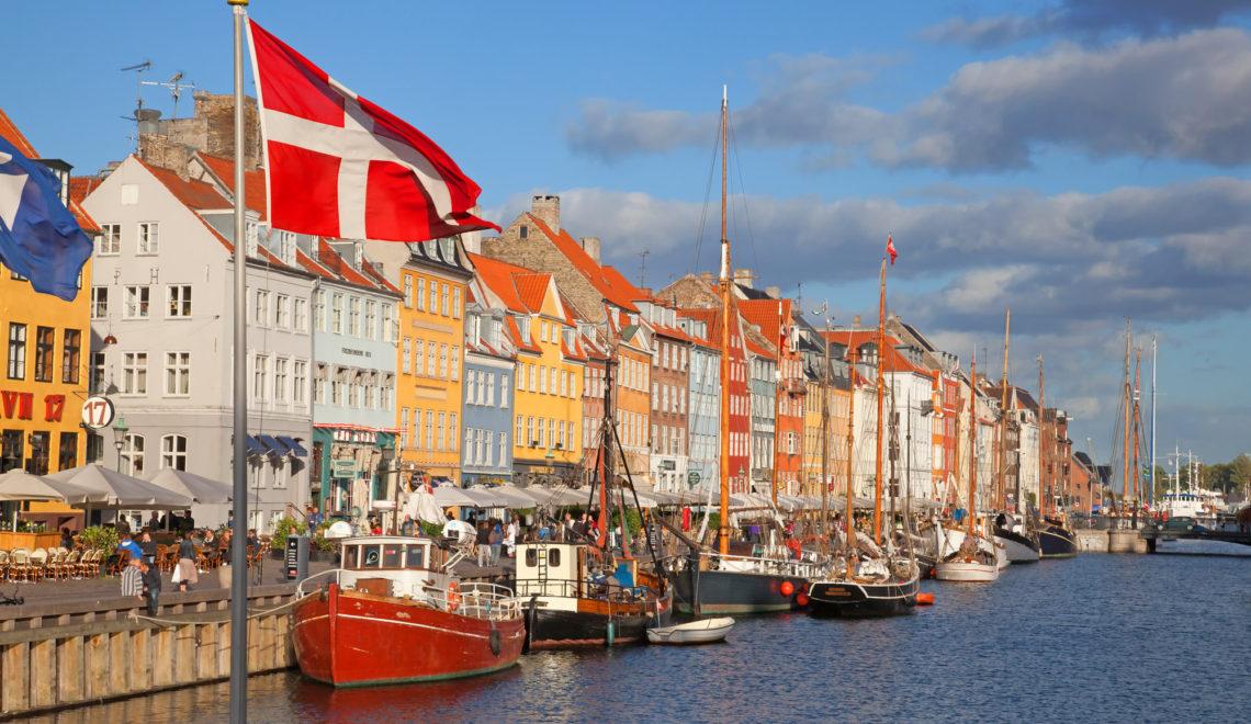 دانمارک کشور وایکینگها