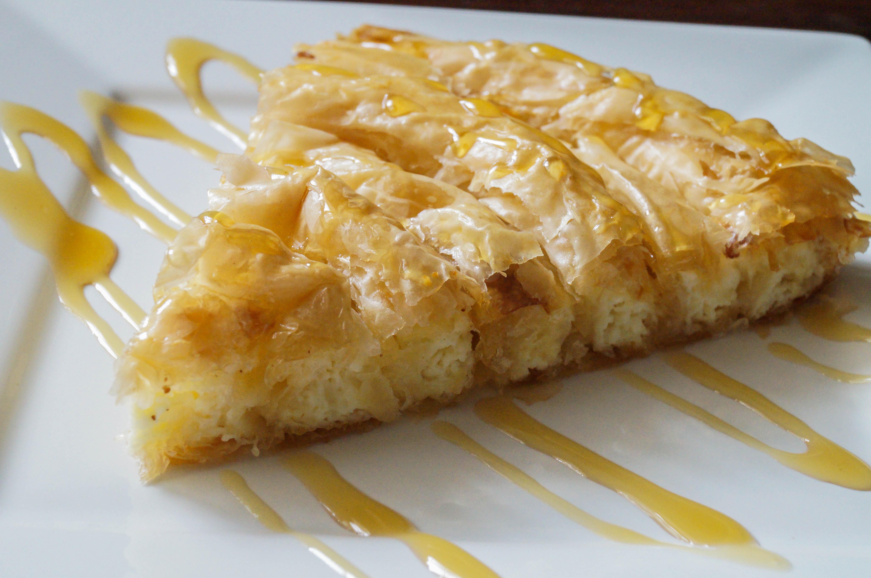 غذاهای بلغاری - بانیتسا