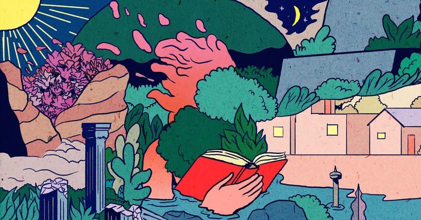 مکان های افسانهای در دنیا که آرزو میکنید واقعی بودند