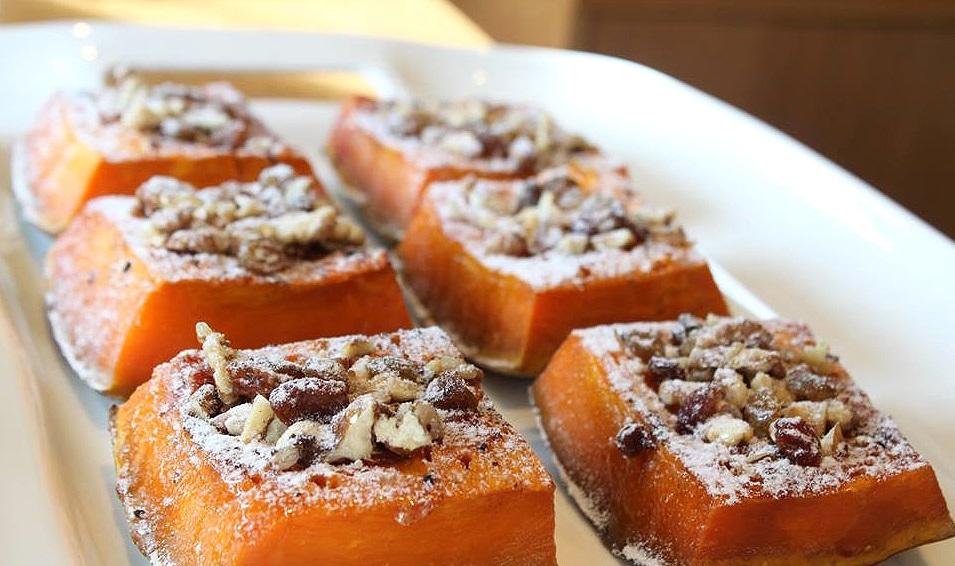 غذاهای بلغاری - کدوی کباب شده