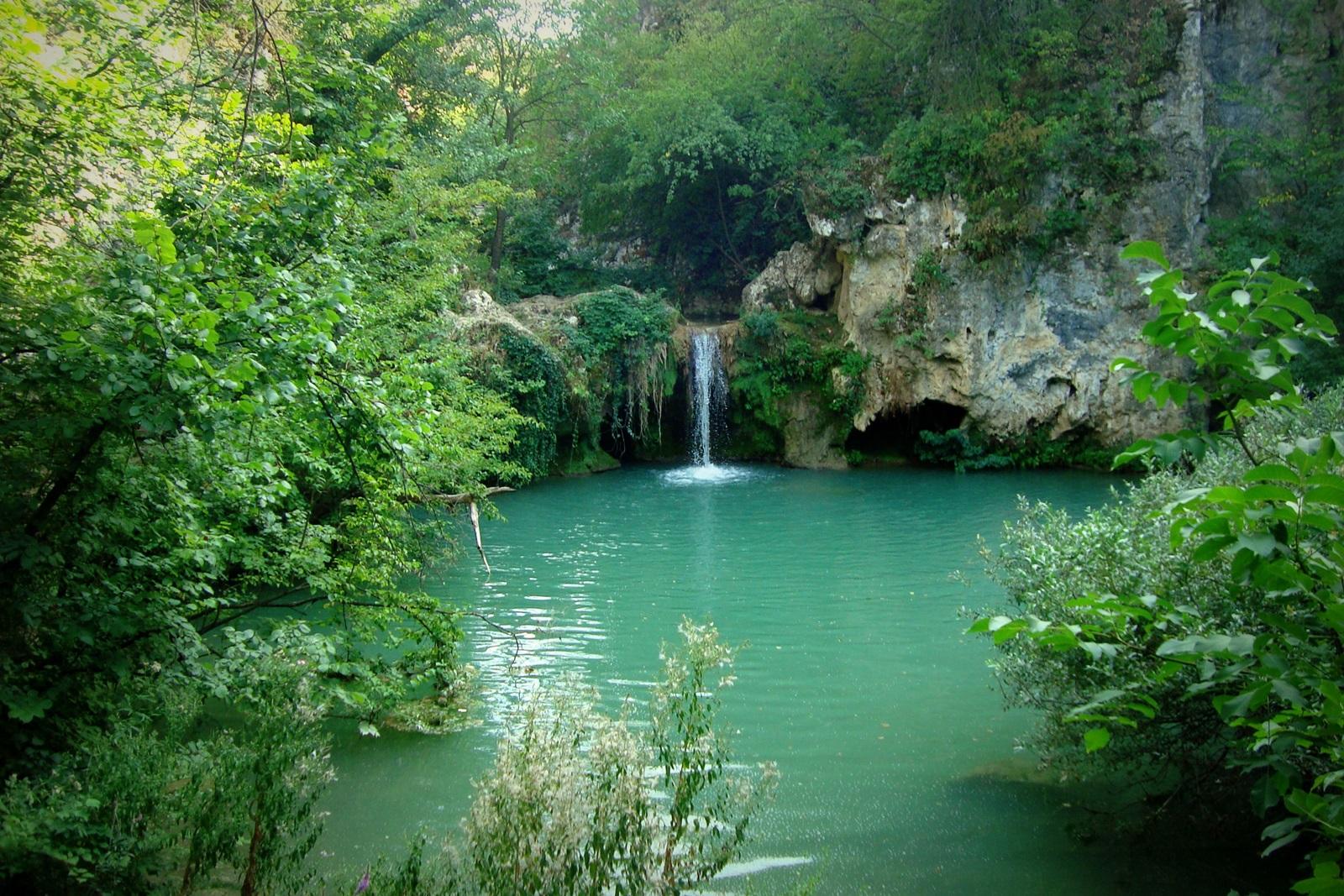سفر به بلغارستان - آبشار هات نیتسا