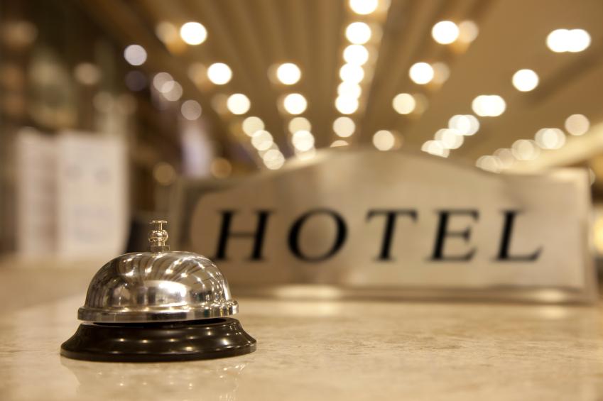 مشکلات اقامت در اتاق های هتل