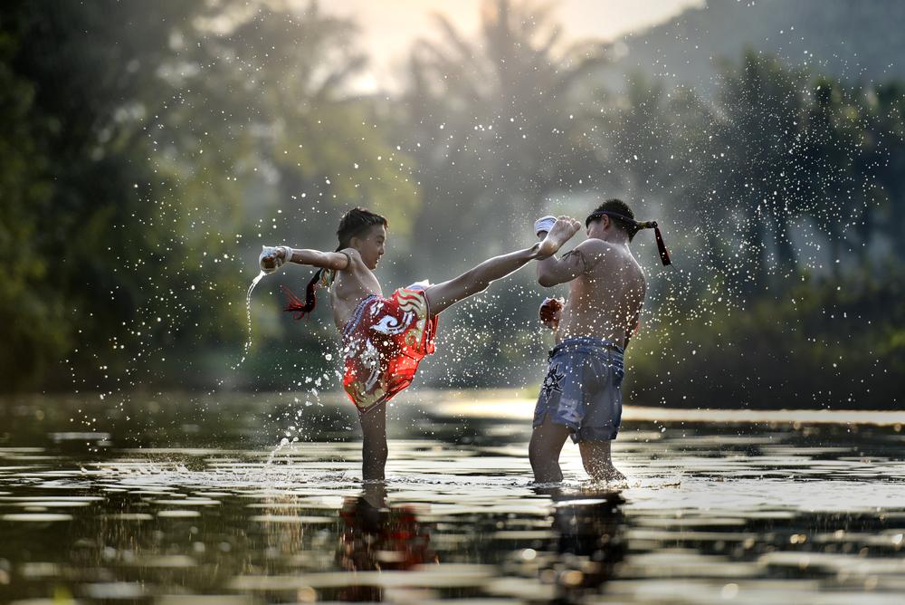موآی تای سفر به تایلند