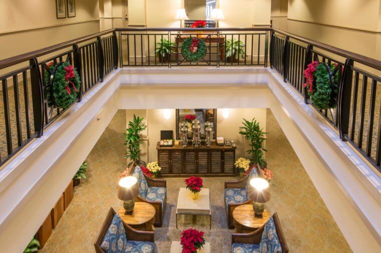 10 هتلی که برای تعطیلات که دکوراسیون خارق العاده دارند
