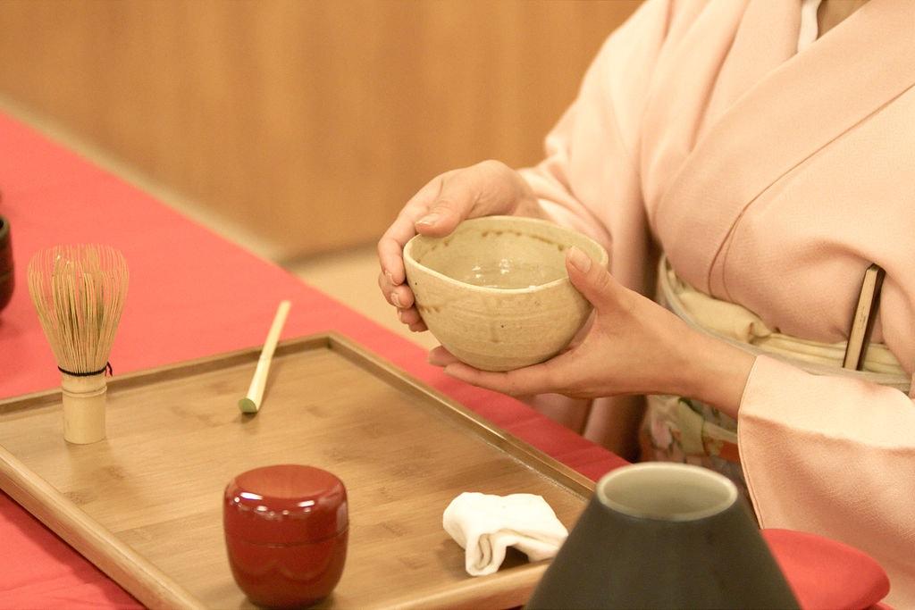 مراسم چای در ژاپن