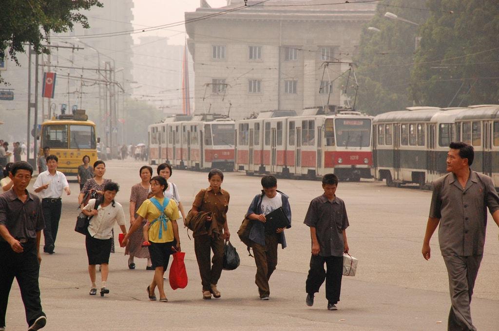 سفر به کره شمالی