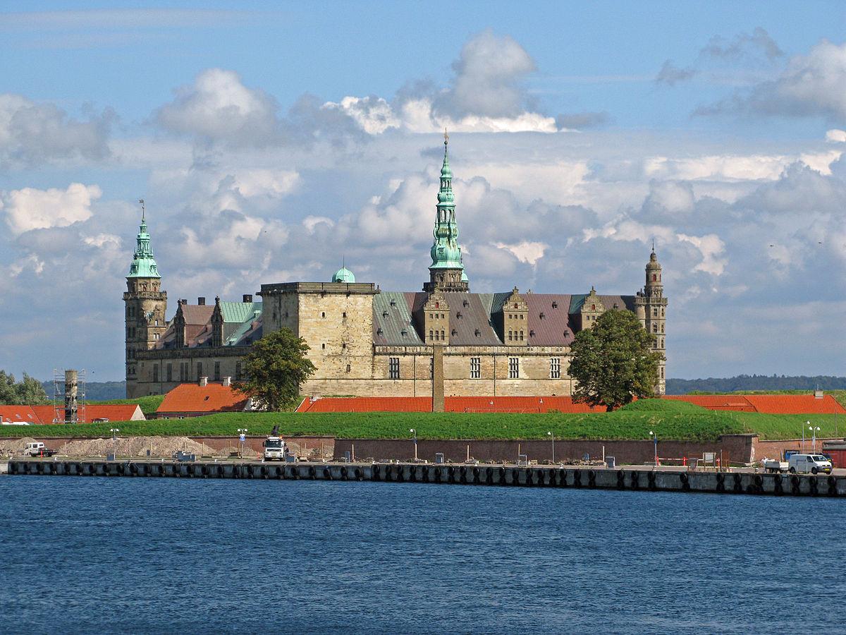 سفر به دانمارک قلعه کرون بورگ