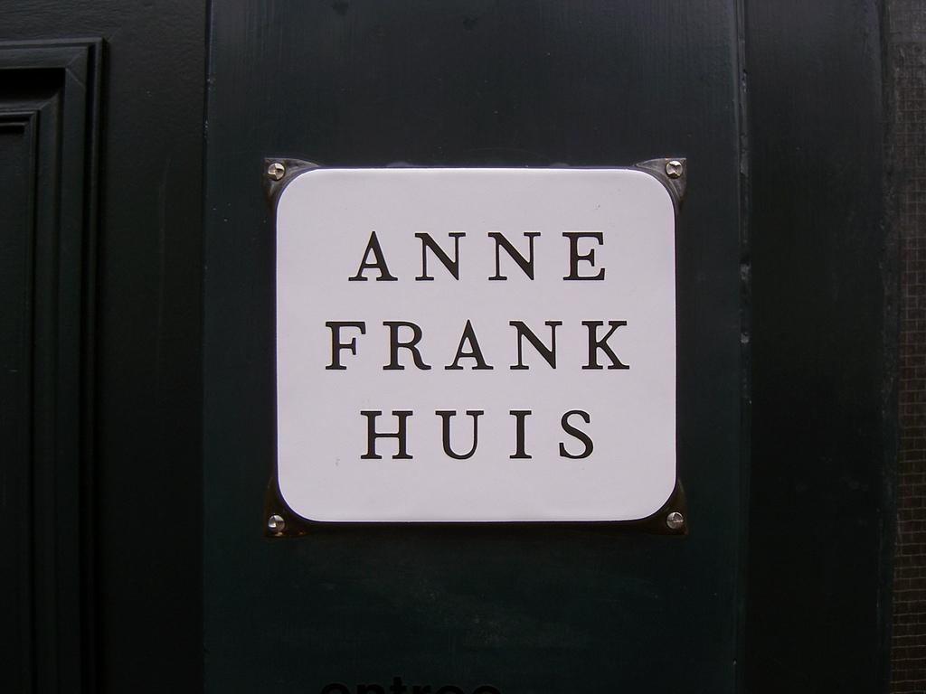 خانه آنه فرانک
