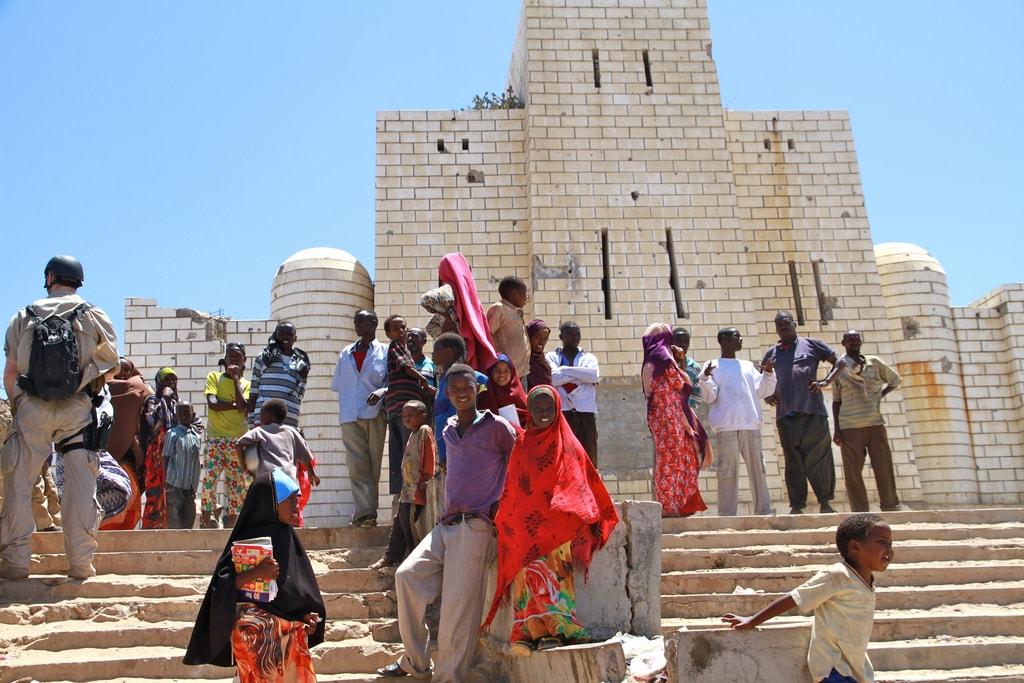 سفر به سومالی