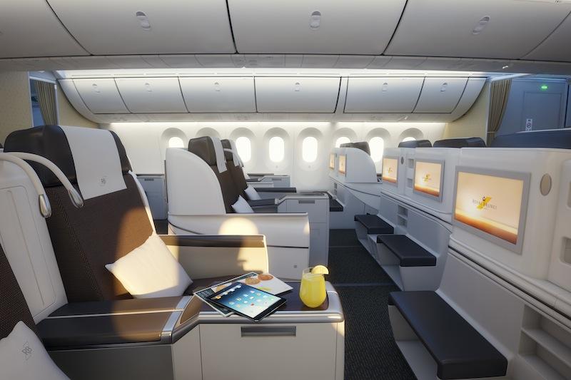 چند ترفند ساده برای ارتقاء کلاس پرواز از اکونومی به بیزنس