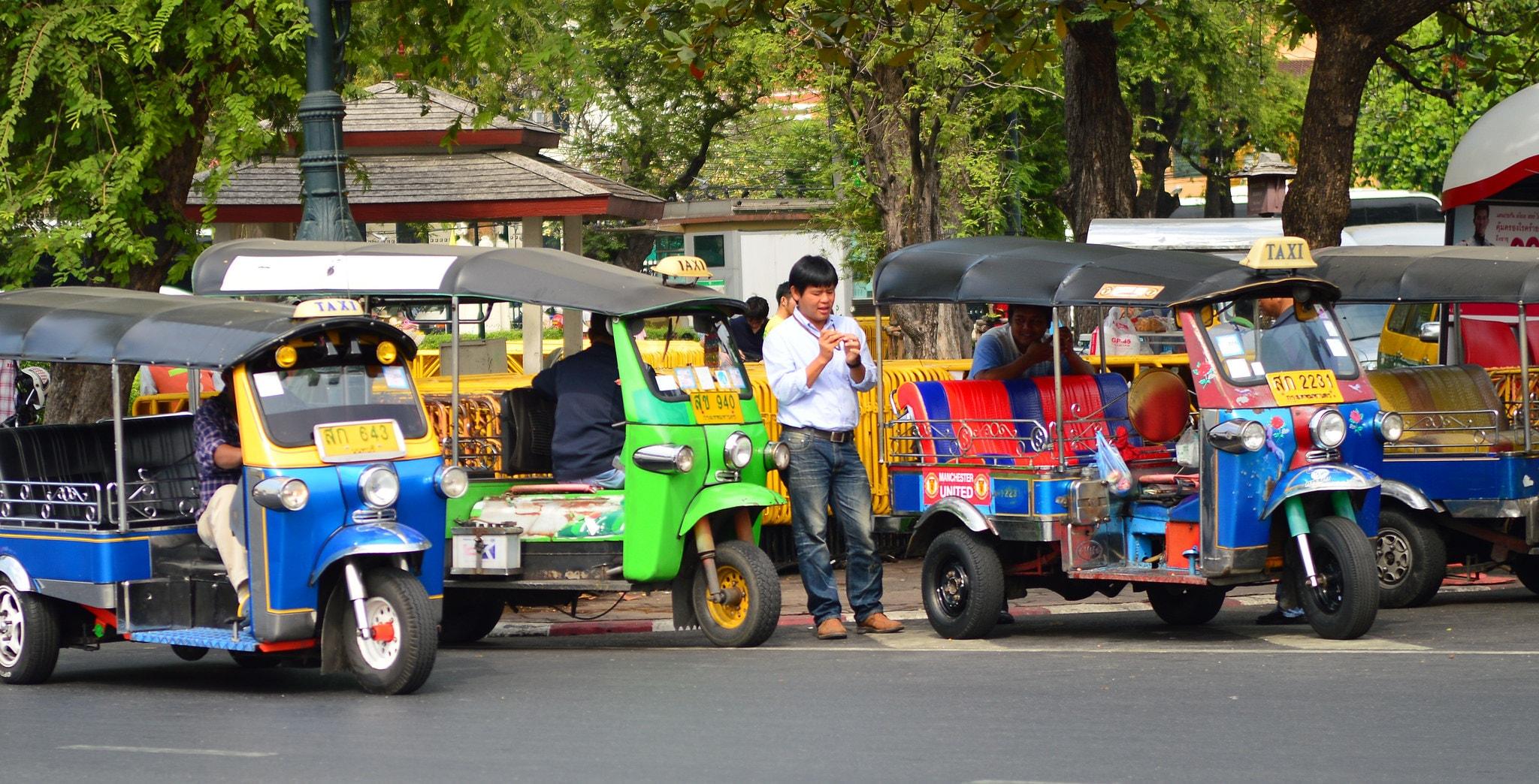 راهنمای سفر تایلند