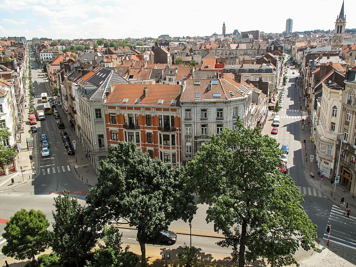 سفر به بروکسل - سنت ژیل
