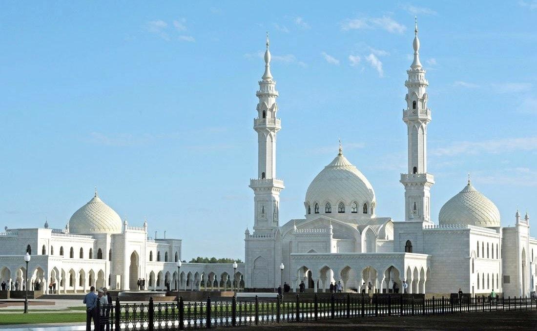 مسجد بولگار قازان