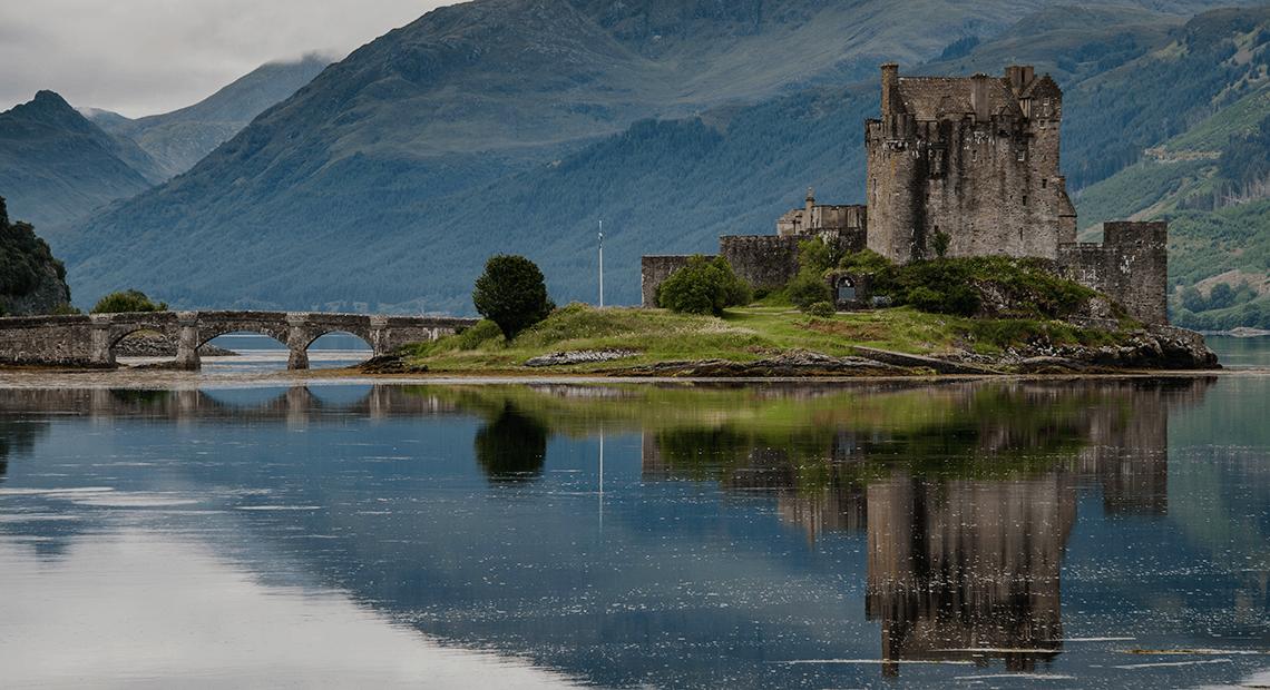 جاذبه های گردشگری اسکاتلند