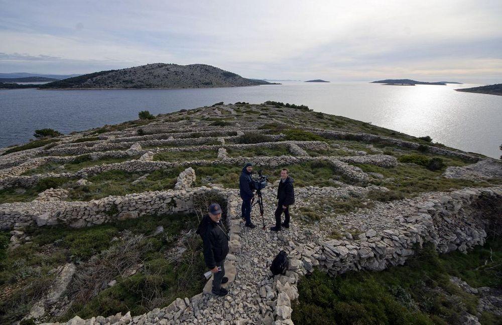 جزیره بالژناک در کرواسی