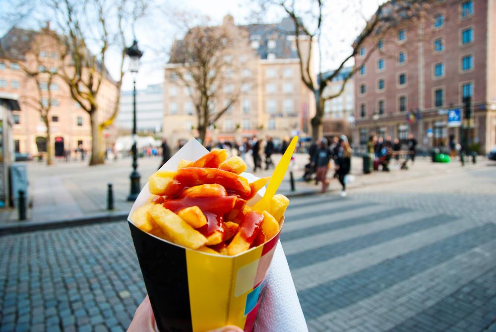 غذاهای بلژیکی