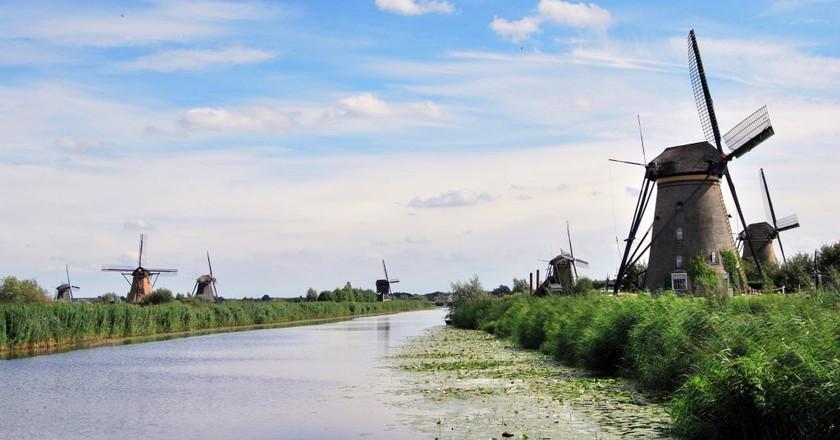 جاذبه های گردشگری هلند