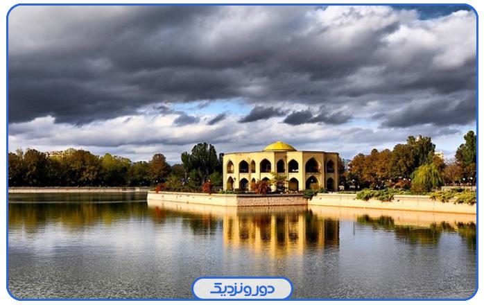 باغ ائلی گلی تبریز