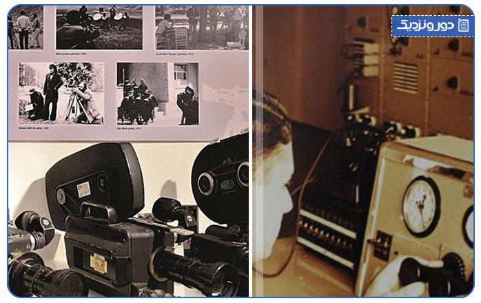 موزه رادیو و تلویزیون از مکانهای دیدنی شهر آنکارا