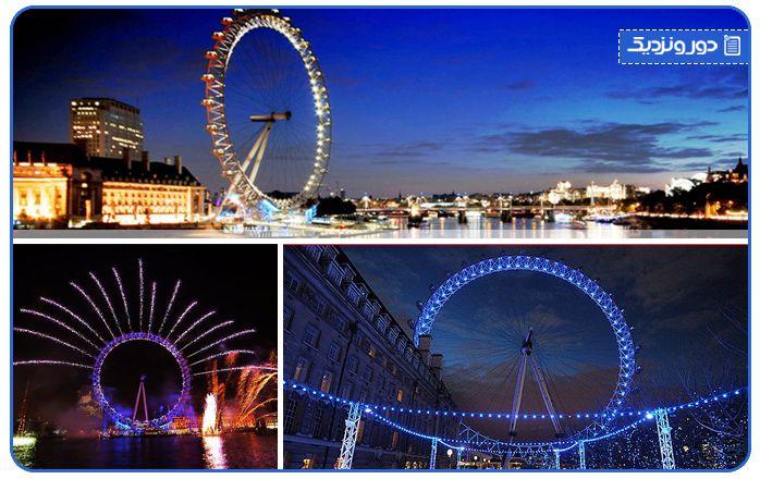 چشم لندن، بزرگترین چرخ و فلک اروپایی