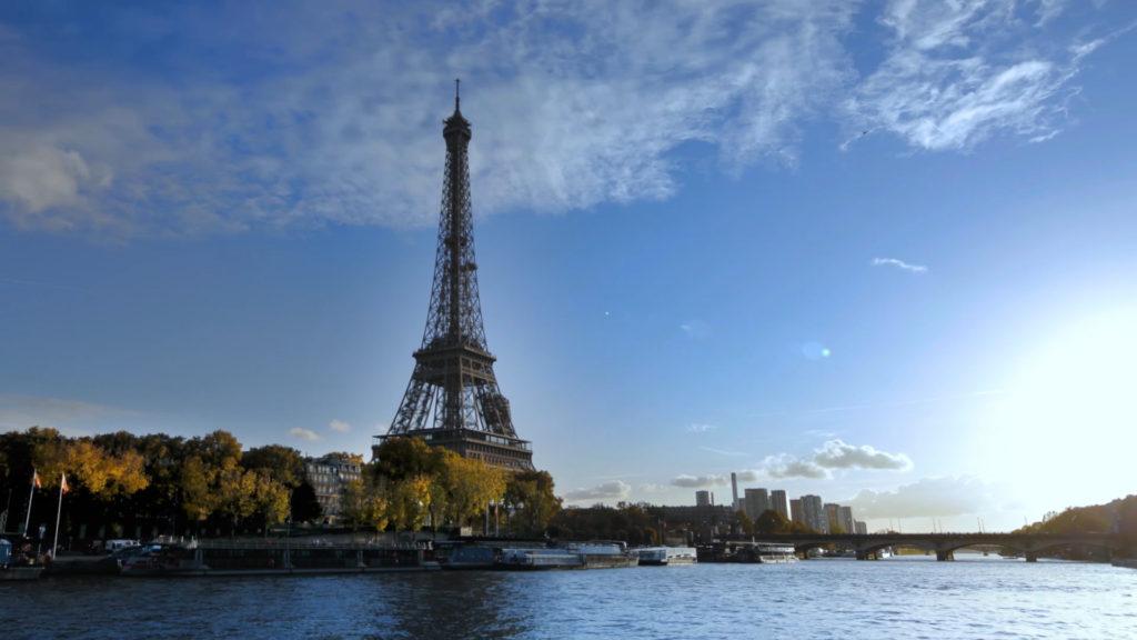 برج ایفل -جاذبه توریستی پاریس