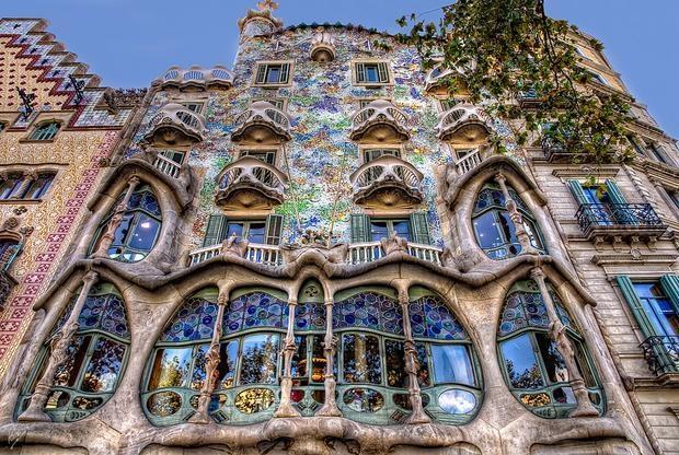 مناطق دیدنی بارسلونا