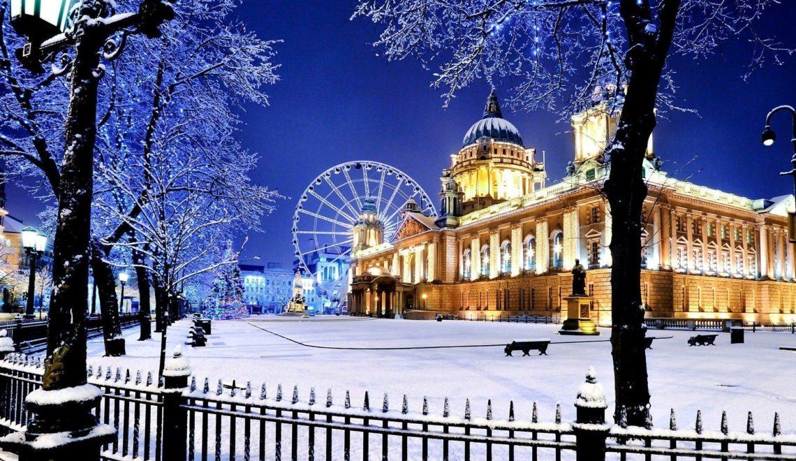 چرا زمستان های ایرلند دوست داشتنی هستند؟ | فروش آنلاین بلیط هواپیما به مقصد ایرلند
