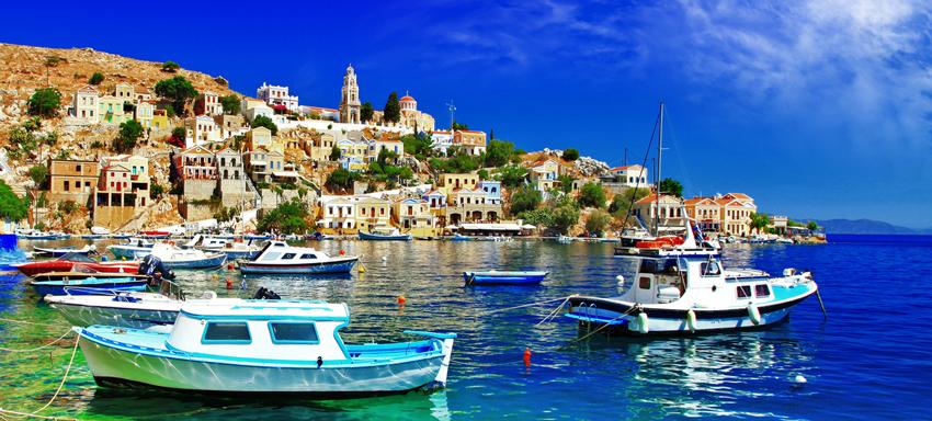 چرا باید یکبار هم که شده به یونان سفر کنید؟ | فروش آنلاین بلیط هواپیما به مقصد یونان
